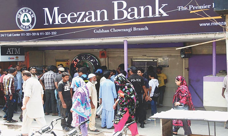 90 lockers broken open in Gulshan bank heist - Pakistan