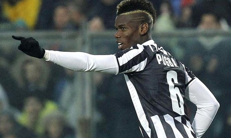Real deny report of offer for Juve midfielder Pogba