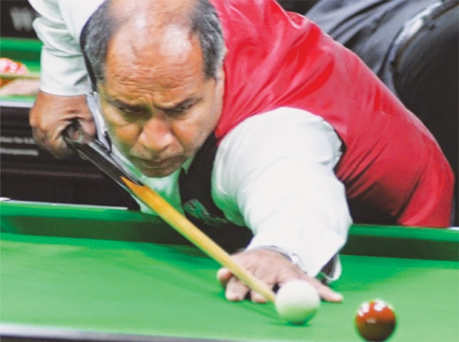 Muhammad Yousuf's victory inspired a generation of cueists to take up snooker