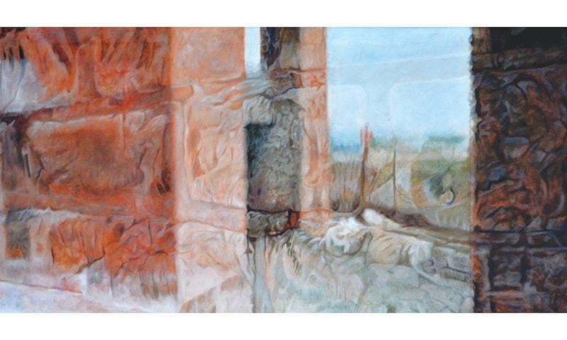 Rural in vision, Syed Zain-ul-Abideen