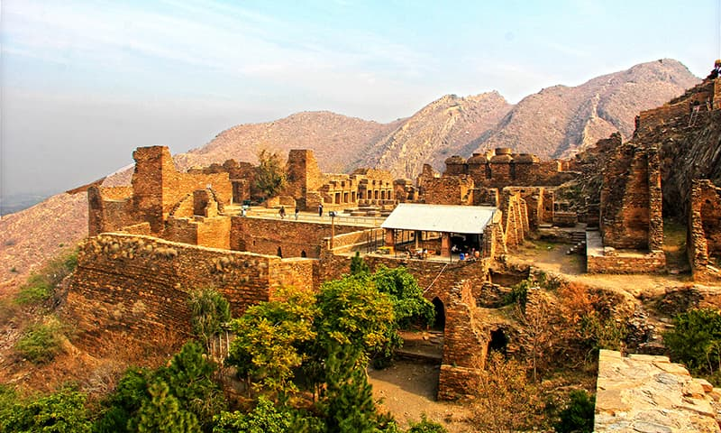 Takht-i-Bhai: A Buddhist monastery in Mardan