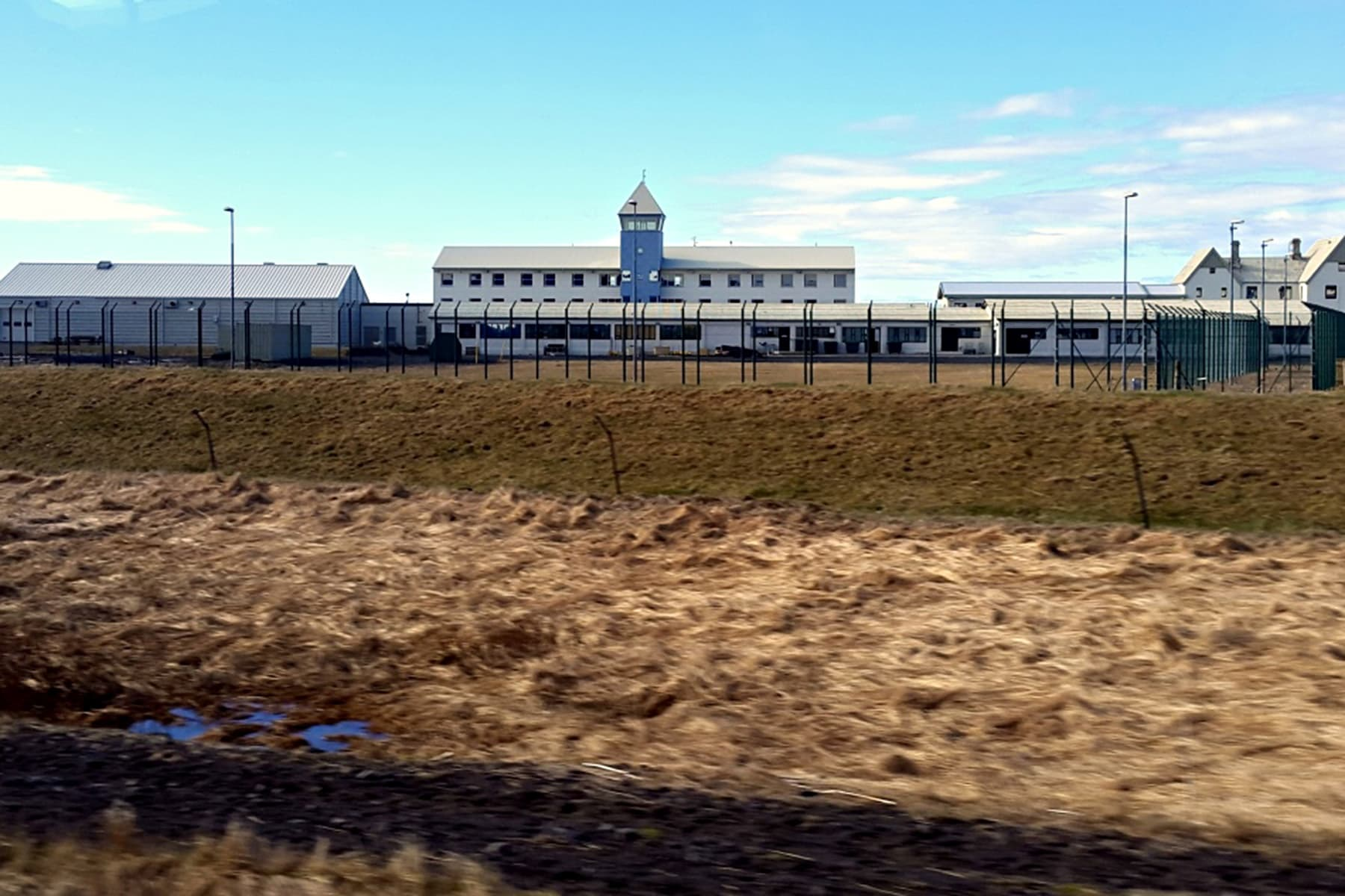Litla-Hraun is Iceland's oldest prison formed in 1929. There are reportedly 150 prisoners in Iceland's prisons. Some can have a waitlist of up to 5 years.