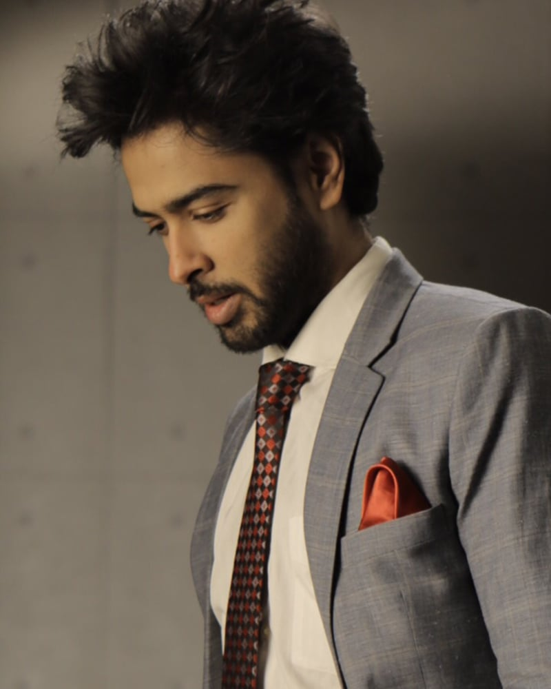 A first look at Shehzad Roy's character in the film — Photo courtesy Shehzad Roy