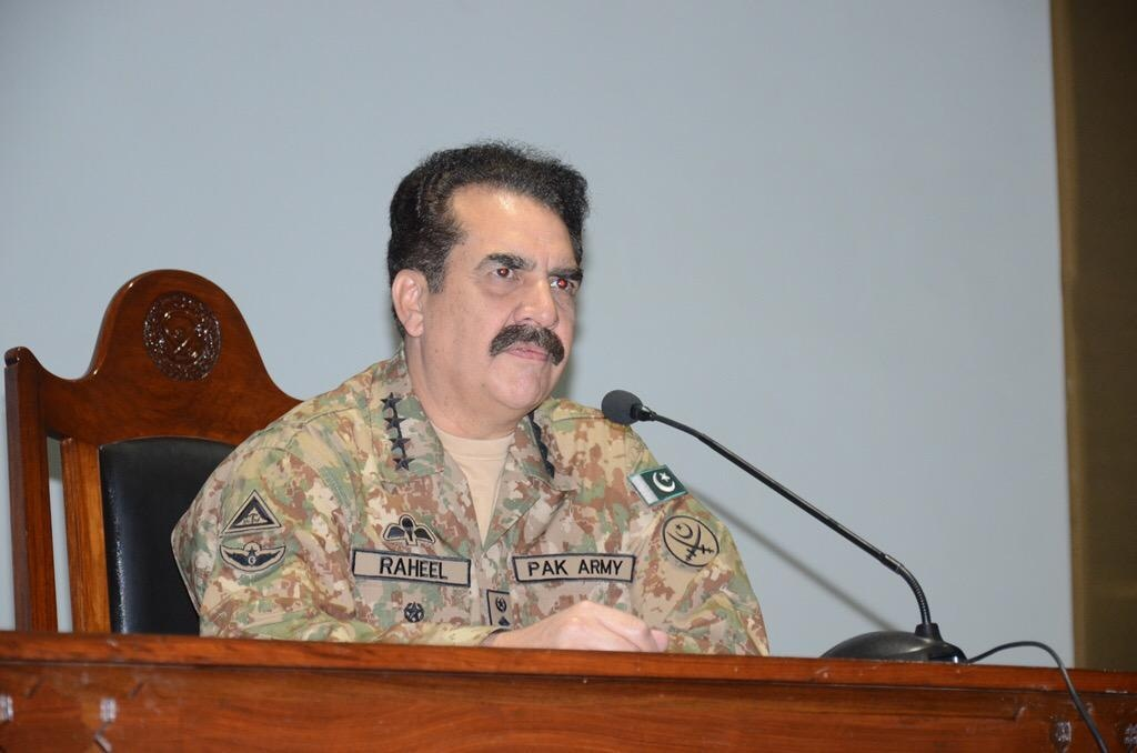 — Photo courtesy tweet by DG ISPR Maj-Gen Asim Bajwa