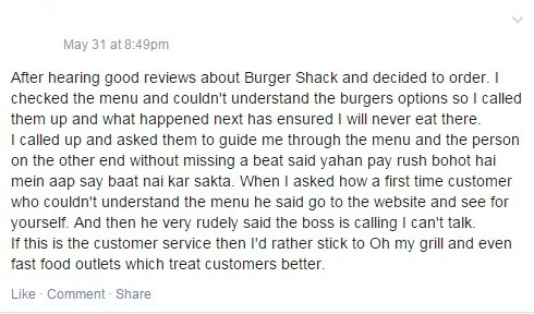 Is this reason enough to never order from them again?