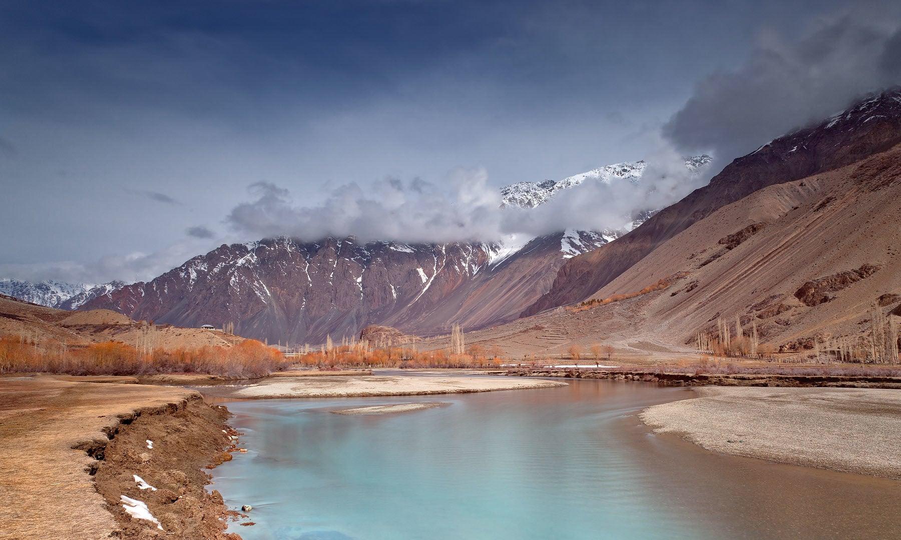 دریائے غذر