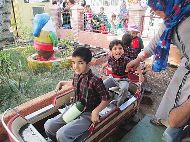 Photos: Pakistan Disabled Foundation