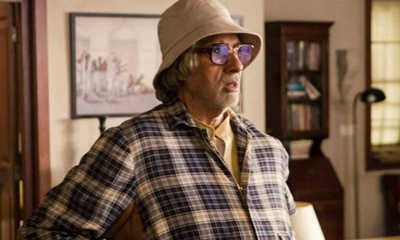 Amitabh Bachchan in Piku. — Courtesy photo