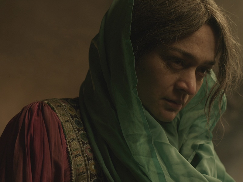 Samiya Mumtaz considers her role in Moor completely different from the one half of a brave mother-daughter duo on the run she played in Dukhtar — Photo courtesy moorthefilm.com