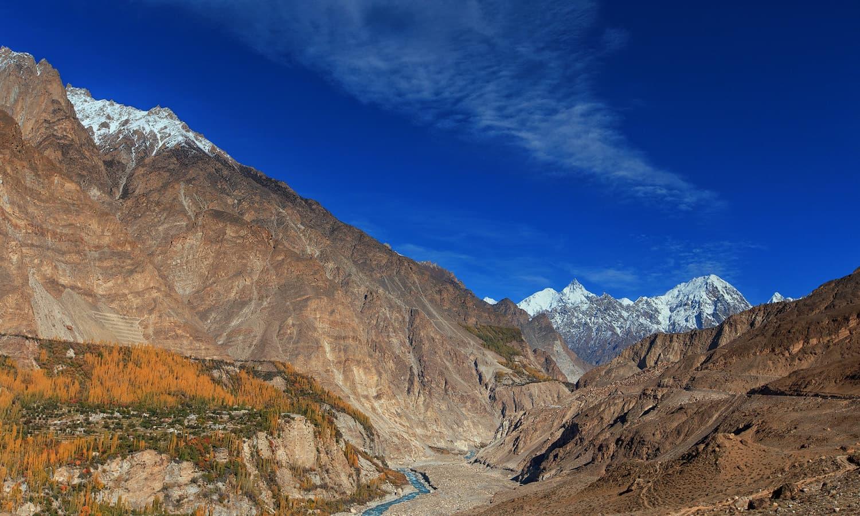 Gojal, Upper Hunza.