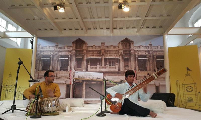 Yousaf Kerai and Shehroze Hussain— Photo by Zoya Anwer