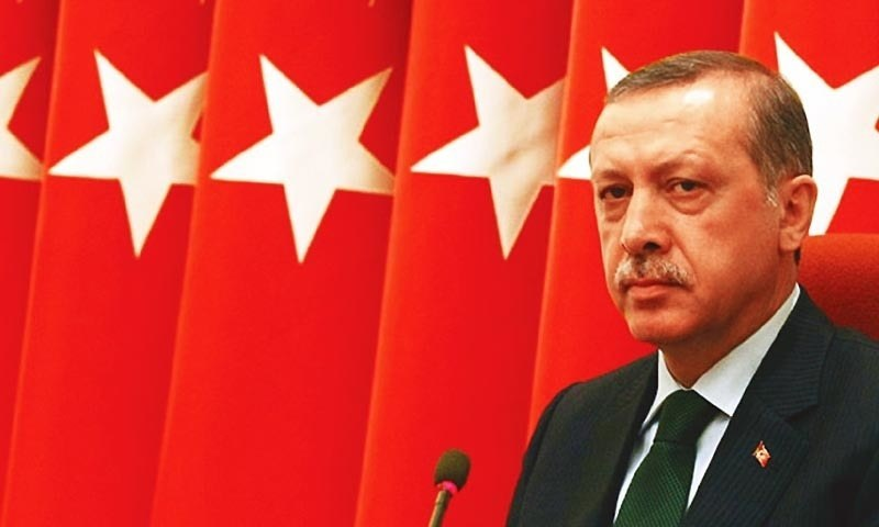 The outcome of parliamentary election is a blow to Recep Tayyip Erdogan's ambitions.—AFP/File