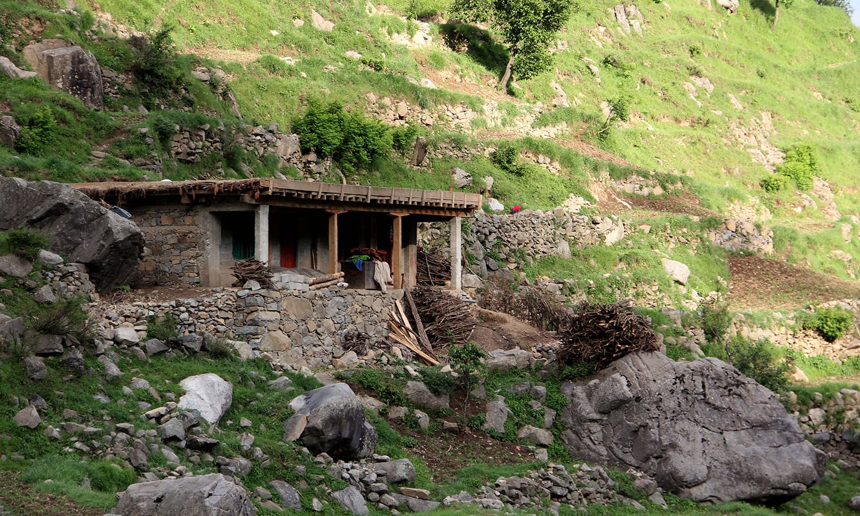 Spectacular Swat waterfall is largely hidden - Pakistan - DAWN COM