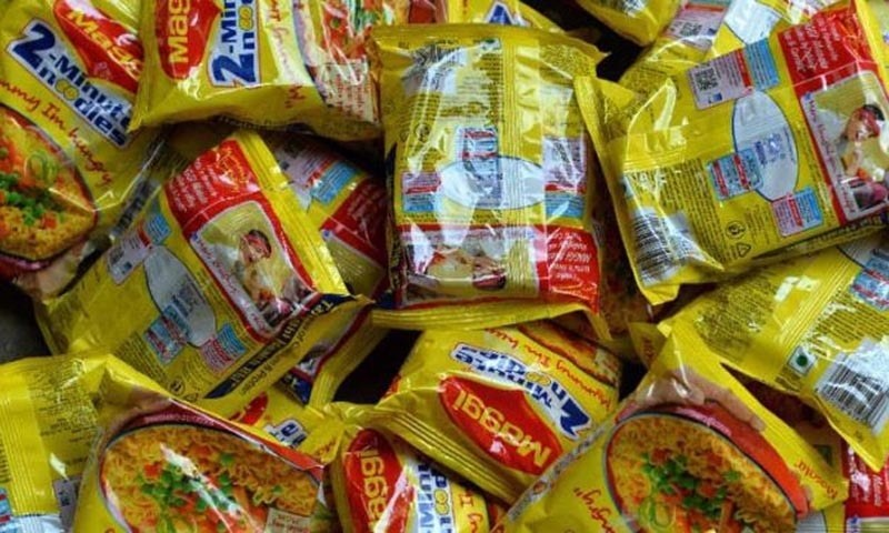 FDA testing Nestle's Maggi noodles after India recall