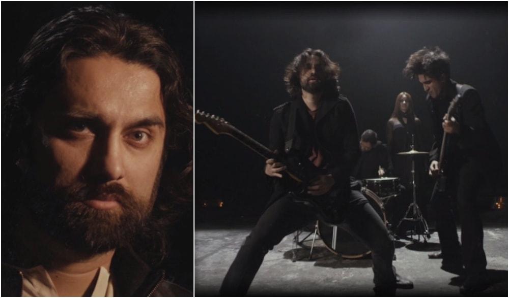 Noori rocks out in the music video for 'Aik Tha Badshah.'