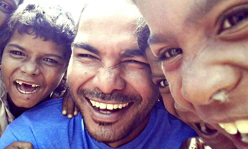 Surviving Pakistan's slums: The extraordinary story of Mohammad Sabir