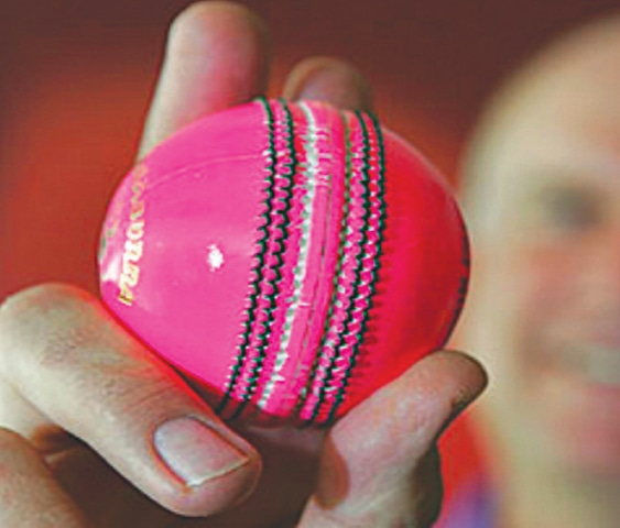 Pink Balls Ready For Day Night Test Matches Newspaper Dawn Com