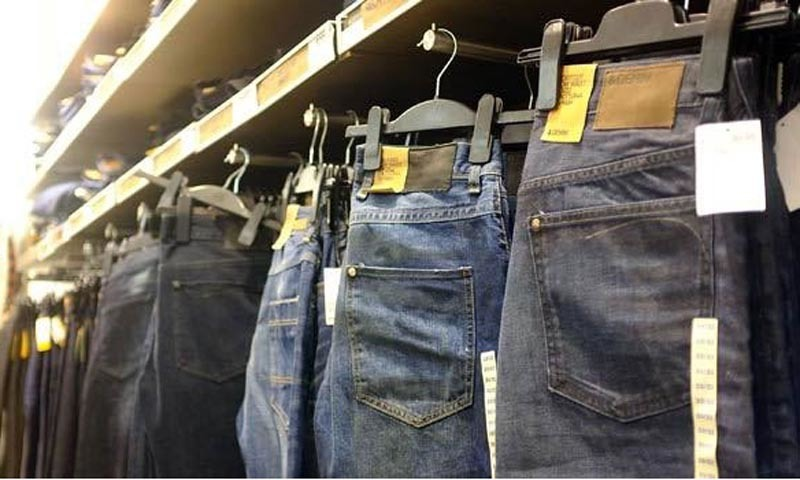 The approved foreign consultant has vast experience in developing apparel parks.—AFP/File