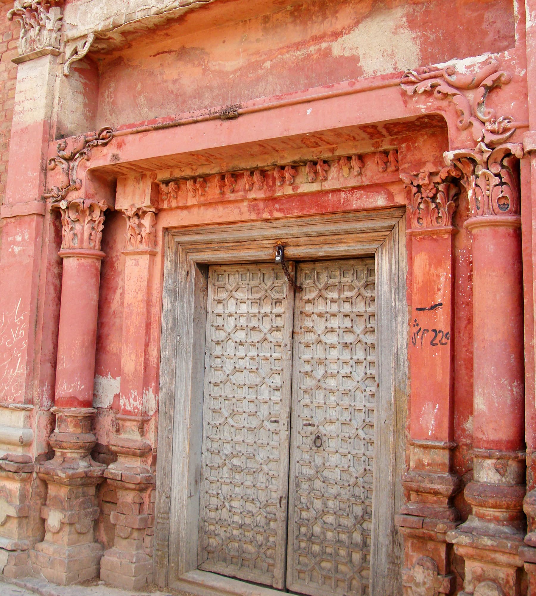 Gulyana punjab s crumbling 900 year old village blogs for Entrance doors for sale