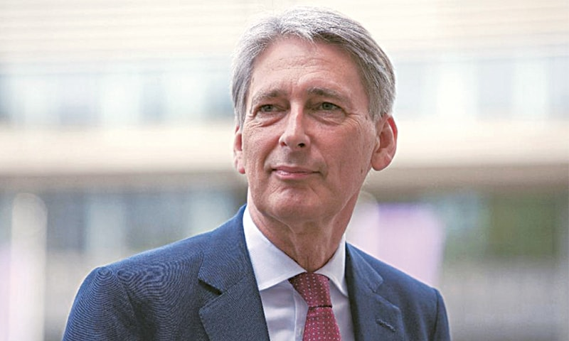"BRITISH Foreign Secretary Philip Hammond has called for ""more flexibility"" from Tehran over the nuclear talks.—AFP"