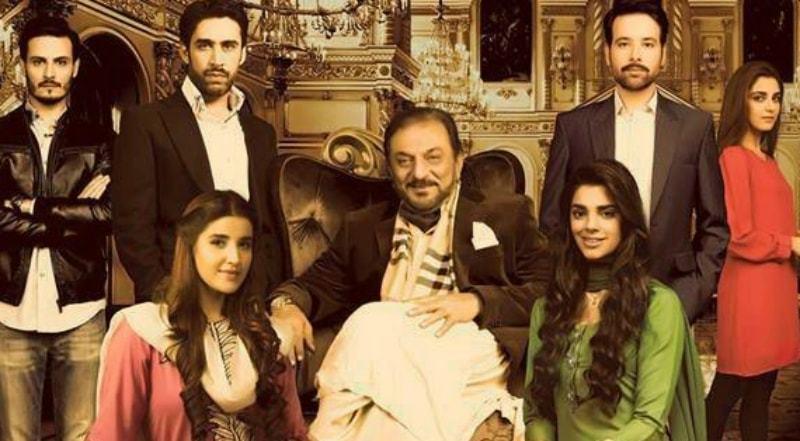 The cast of Diyar-e-Dil. — Photo courtesy Diyar-e-Dil Facebook page.