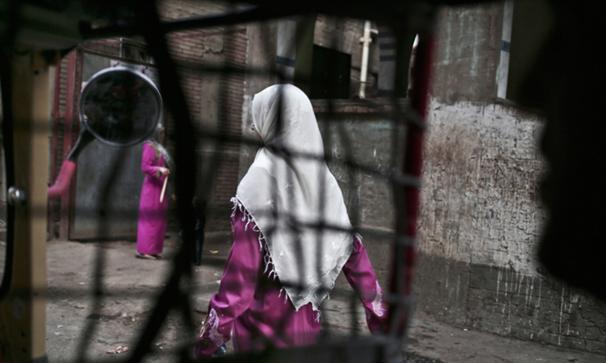 Until now Iran has not been widely recognised as a country affected by FGM ─ an ancient ritual which is internationally condemned as a serious rights violation. ─ AP/File