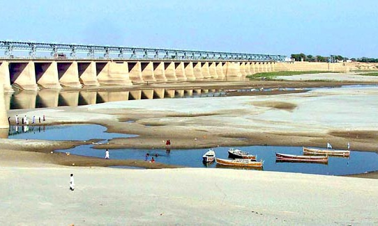 Insufficient water supply and encroachment are making the situation worse at the lakes. —APP/File