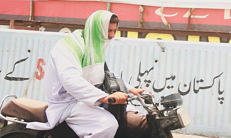 Met official said there was no threat of another such gruelling heatwave in the country, including Karachi. —Online/File
