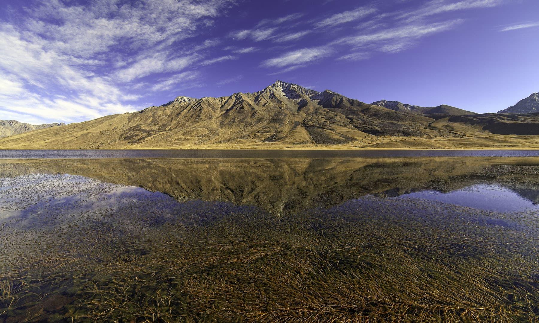 شندور جھیل— سید مہدی بخاری