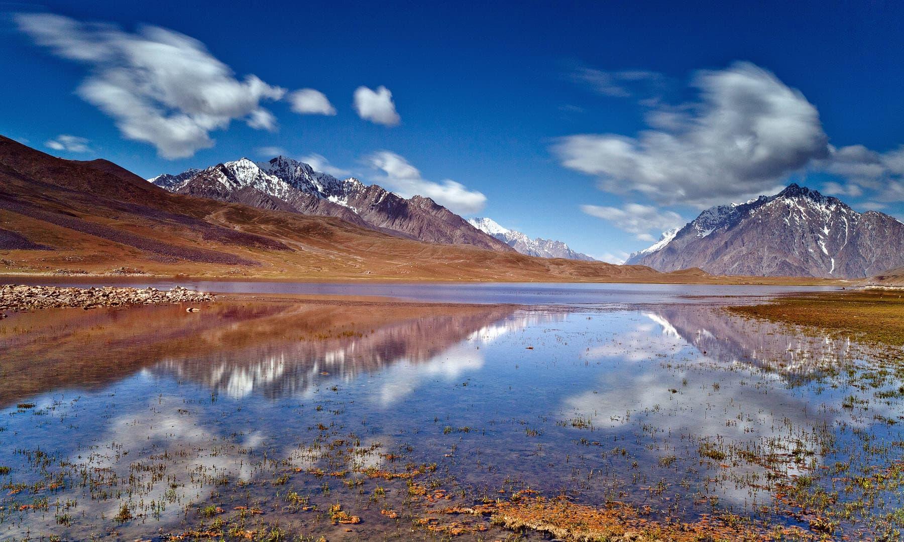 شندور جھیل—سید مہدی بخاری
