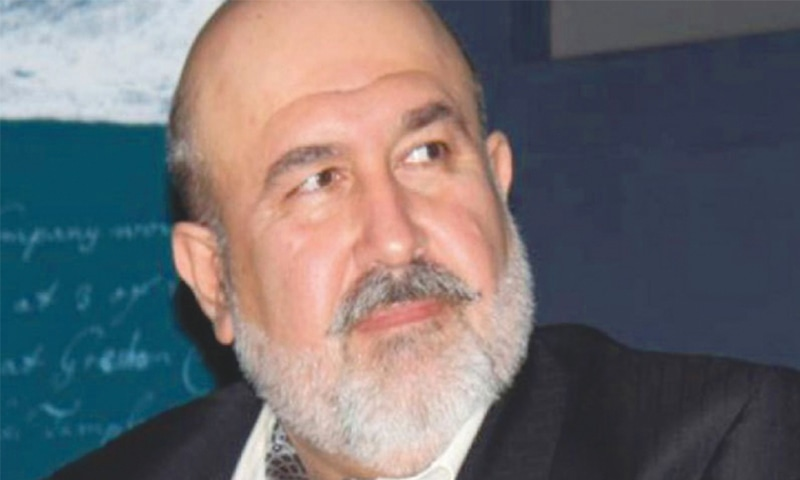 Khan of Kalat Mir Suleman Dawood Jan Ahmedzai.