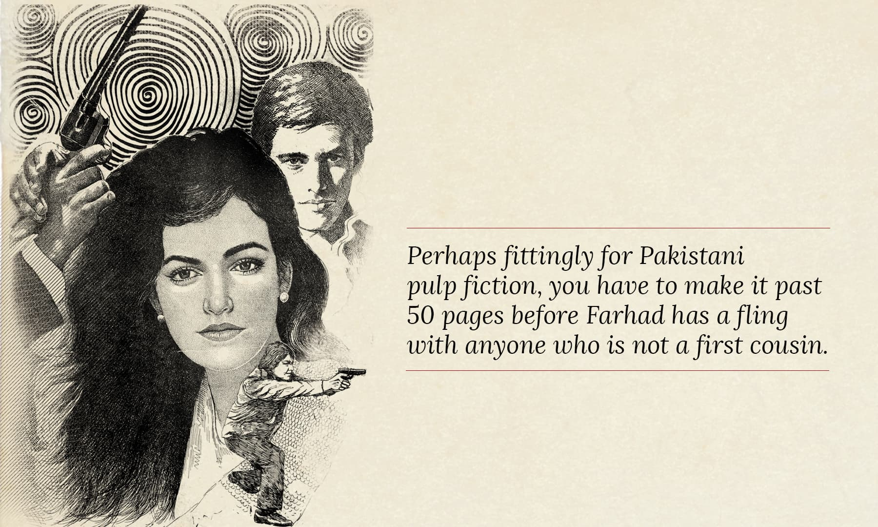 Read Pray Love Inside The Enigmatic World Of Urdu Digests Herald