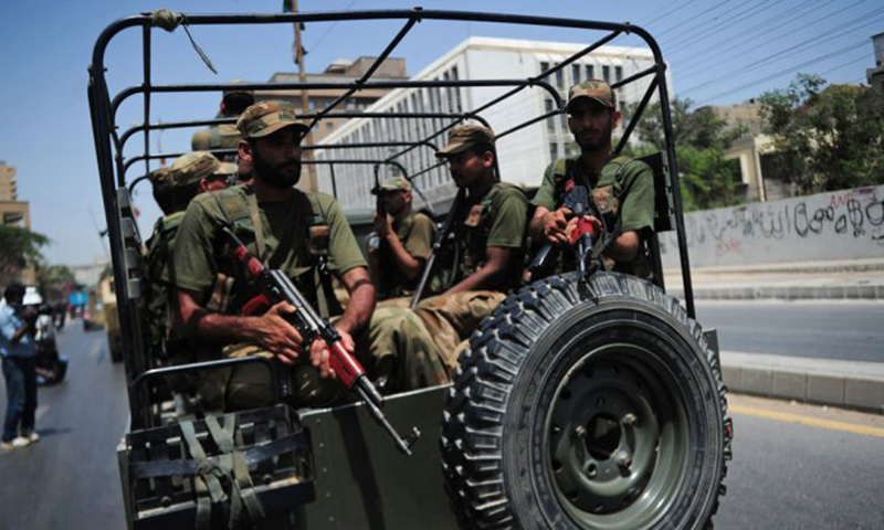 Army formally bring Operation Khyber-2 to a close on June 15, significantly enough, on the anniversary of Zarb-i-Azb.—AFP/File