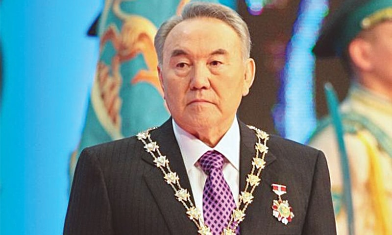 75th birthday of Kazakhstan strongman raises questions on country's future