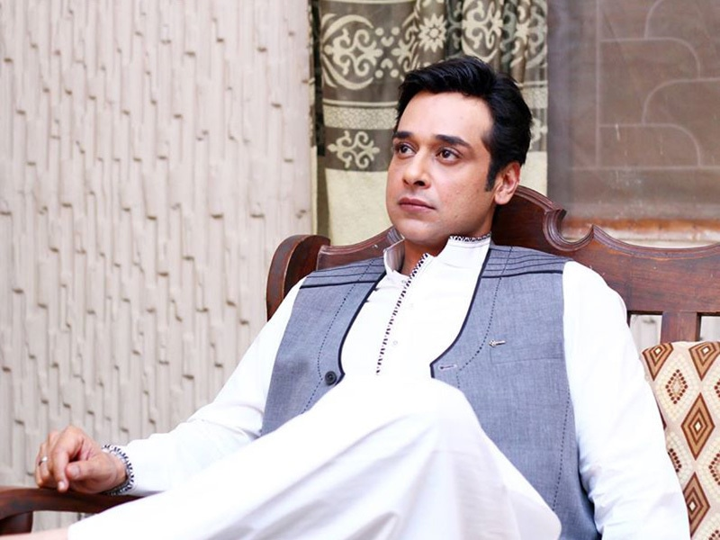 Faysal Qureshi's Shahryar is a man who keeps his own counsel — Publicity photo