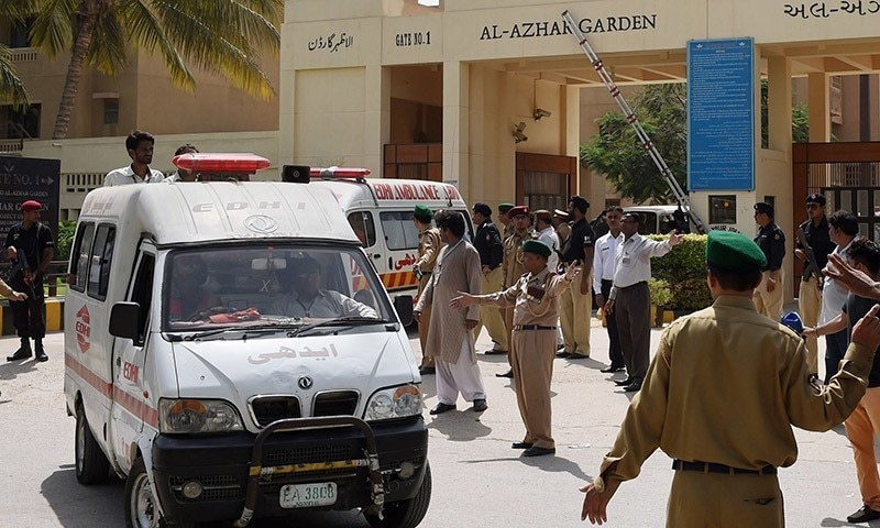 Eye-witnesses identify Saad Aziz and Tahir Hussain in Safoora attack