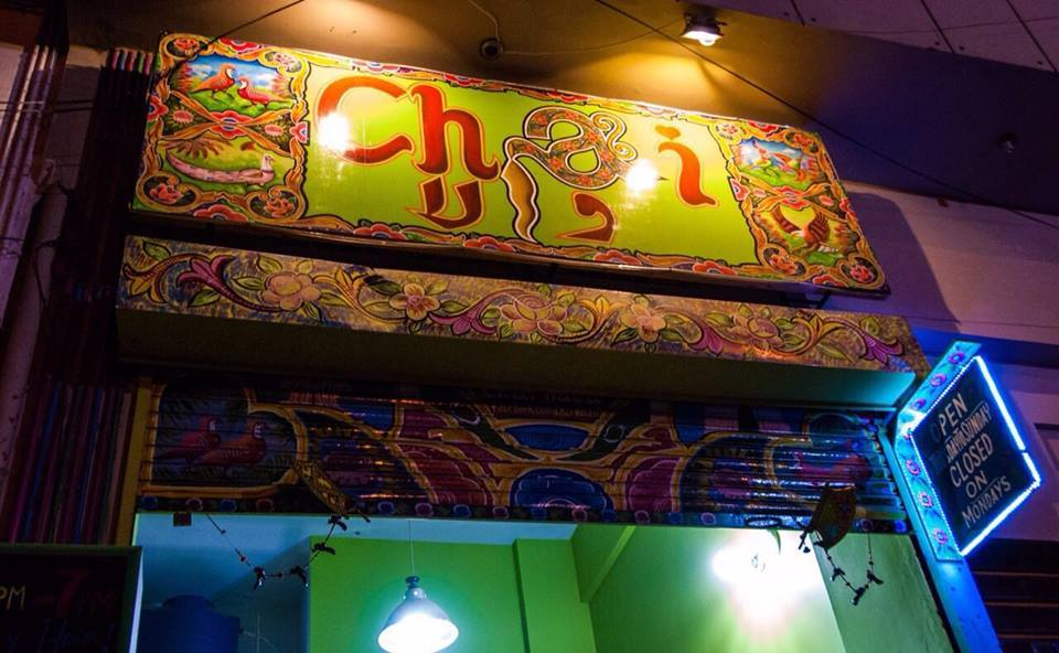 Located in Bukhari Commercial, Chai Wala with its truck art theme attracts mostly young and affluent customers.