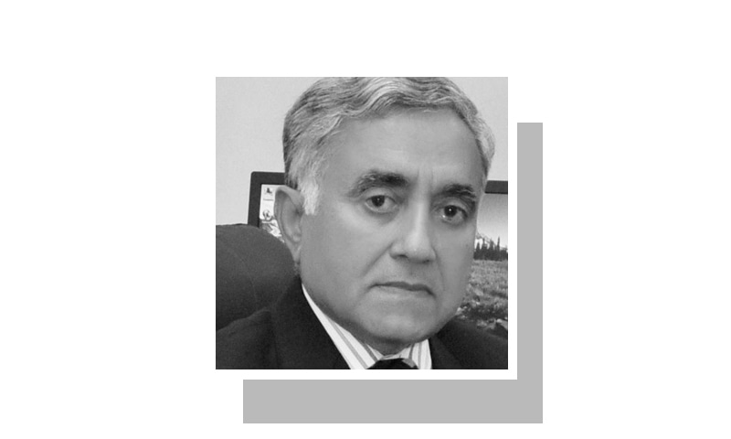 The writer has served as secretary, Law & Justice Commission of Pakistan, DG Federal Judicial Academy, and registrar, Supreme Court of Pakistan.
