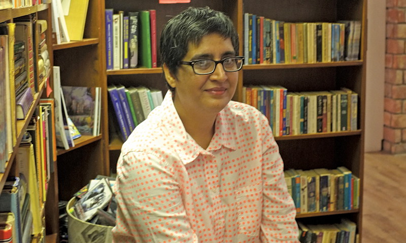 The girl I knew – Sabeen Mahmud [1974-2015]
