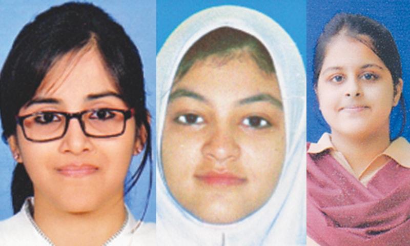 Fatema Quaid Joher, Mariam Zehra & Faiza Jamal