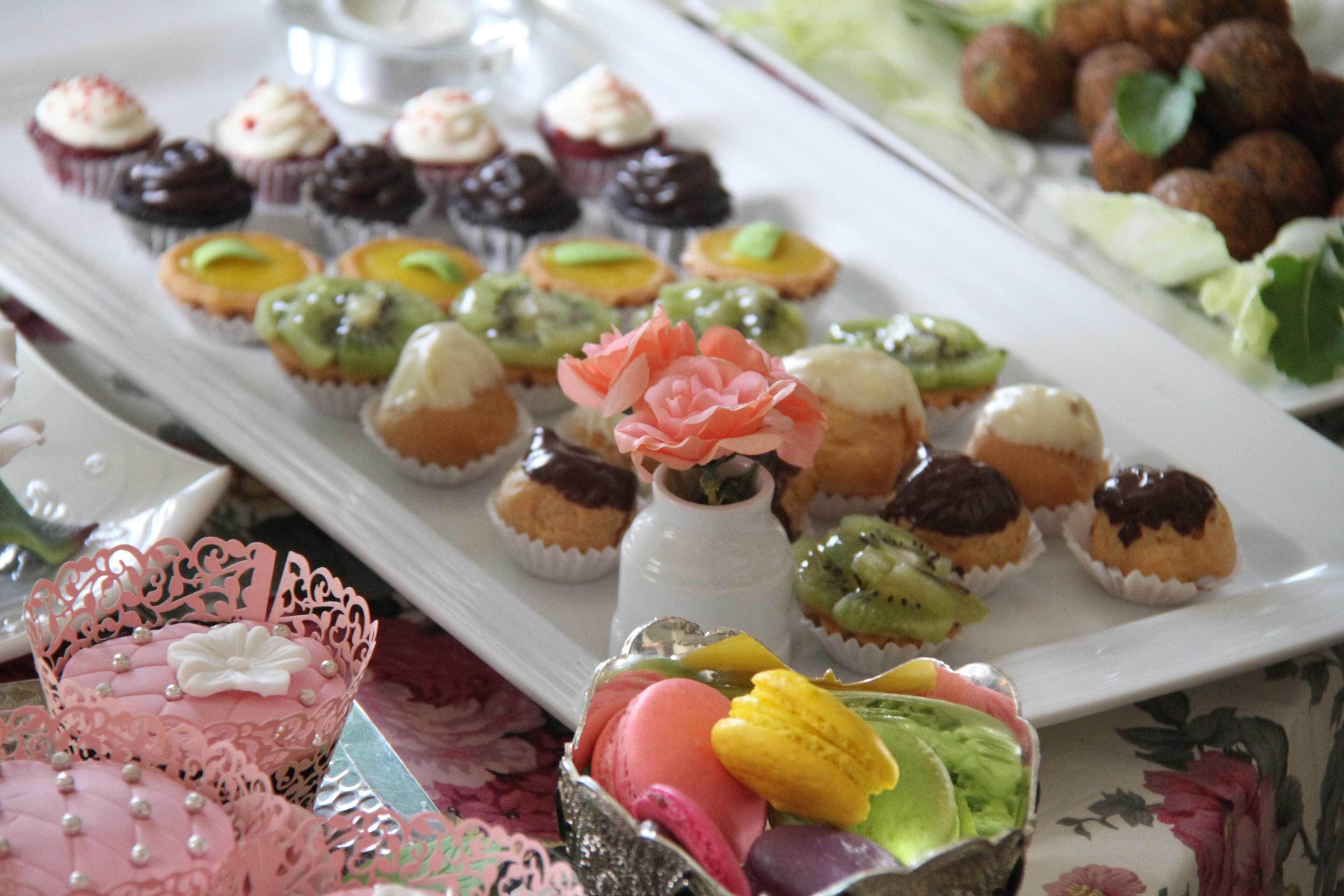 Tiny sweet treats are irresistible! -- Photo by Samiah Hamdani