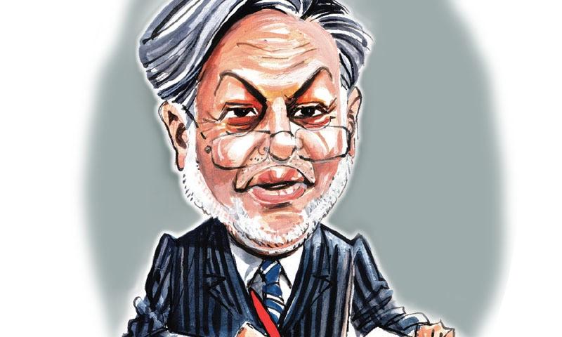 Satire: Diary of Mohammad Ishaq Dar