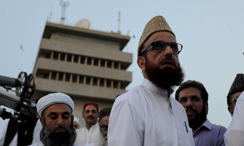 He insists that his views are coloured neither by sect nor ethnicity and points out how, in the committee, he has brought together clerics from different schools of thought| Arif Mahmood, White Star