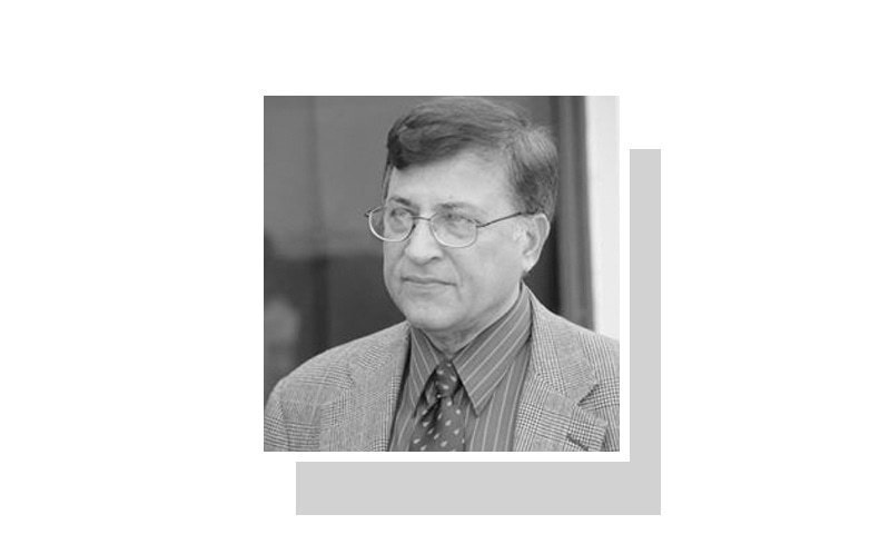 The writer teaches mathematics and physics in Lahore and Islamabad.