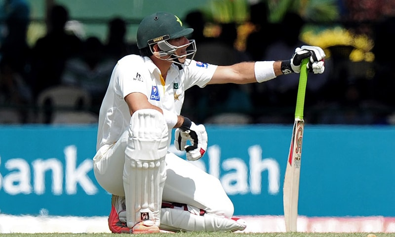 I want to play a Test in Pakistan before I retire: Misbah