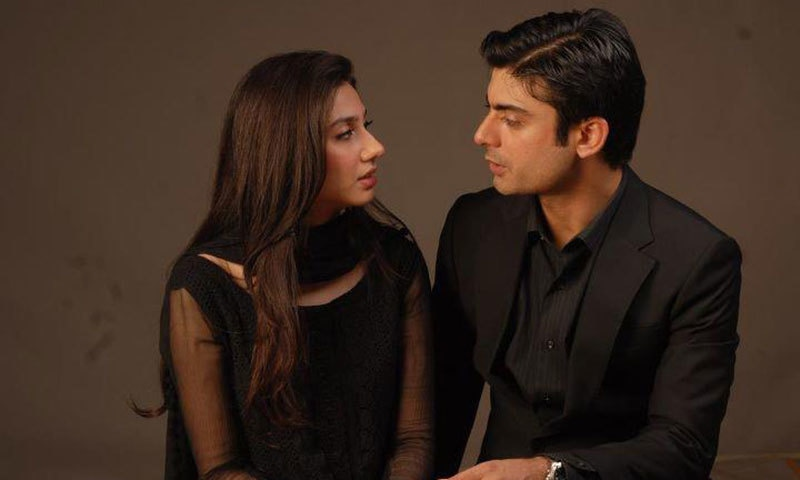 Famous couple of Ashar and Khirad in Humsafar
