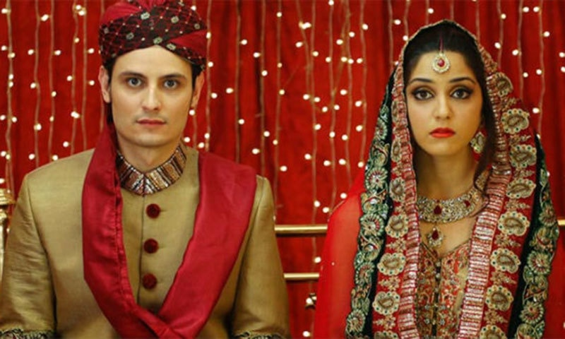 Aun and Zara in 'Aun Zara'. — Photo courtesy: Bollywoodlife.com