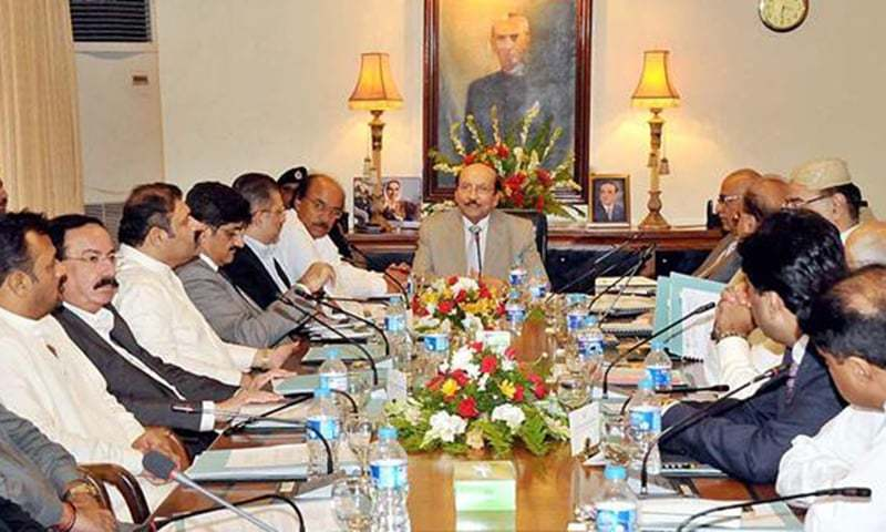 Ministers' portfolios changed in Sindh