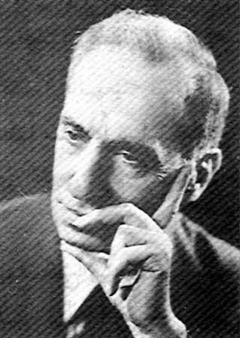 Michel Aflaq.