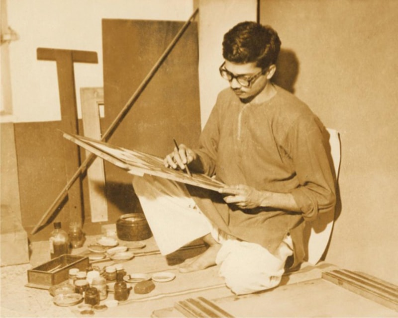 Poet, painter and author, Hanif Ramay, was one of the main ideologues and theorists of modern Islamic Socialism in Pakistan.